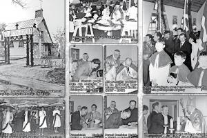 Pamiątka 25 lecia kaplicy w Jędryniach