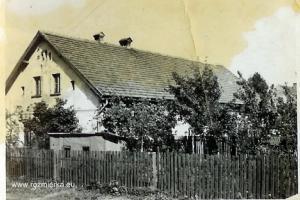 Dom od Szczeponka w Rozmierce