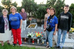 Świbie: spotkanie z rodziną Janysek