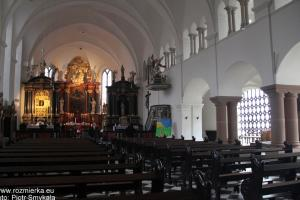 Kościół franciszkański w Neviges koło Velbert