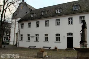 Kościół i klasztor franciszkański w Neviges koło Velbert