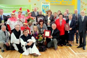 Laureaci z gminy Jemielnica