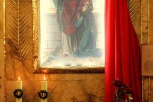 Obraz ku czci św. Walentego w Grodzisku