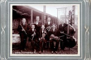Zespół muzyczny z Podborzan