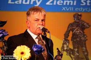 Henryk Walczak, właściciel Zakładu Prefabrykacji Materiałów Budowlanych w Strzelcach Opolskich