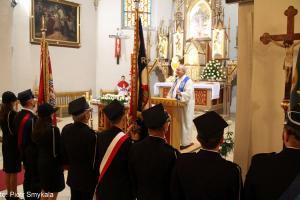 Obchody Miejsko-Gminne Dnia Strażaka w Szymiszowie