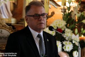 Tadeusz Goc burmistrz miasta i gminy Strzelce Opolskie