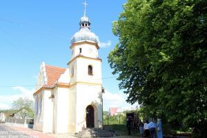 Kapliczka w Oleszce