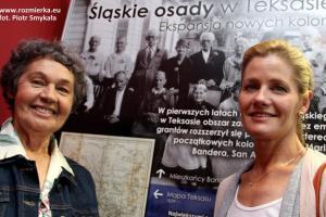 Elenora Goodley i Joan (Joanie) Malarchuk