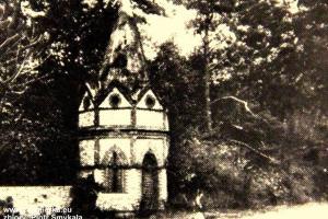 Były poczta, potem wieża Józefa (Josefsturm)