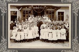 Srebrny jubileusz kapłaństwa 27 czerwca 1914 r.