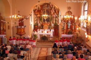 Odpust w Rozmierzy w 2005 r.