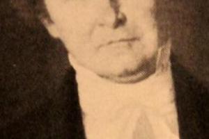 Wilhelm Ferdinand Elsner von Gronow (1786-1848)
